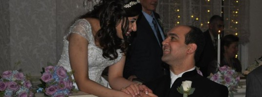 Mark  & Haidy's Wedding